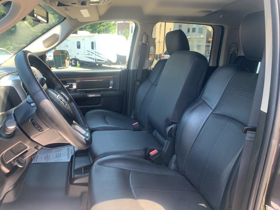 """Used Ram 3500 Laramie 4x4 Mega Cab 6''4"""" Box 2018   Auto Haus of Irvington Corp. Irvington , New Jersey"""