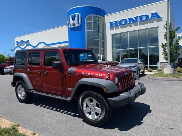 Used Jeep Wrangler Unlimited Rubicon 2011   Sullivan Automotive Group. Avon, Connecticut