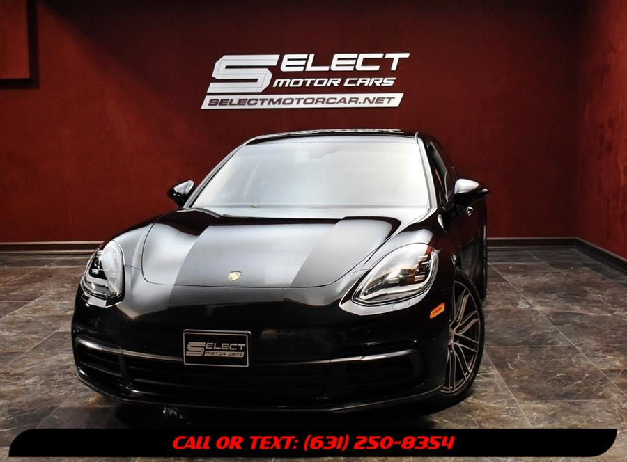 Used 2018 Porsche Panamera in Deer Park, New York | Select Motor Cars. Deer Park, New York