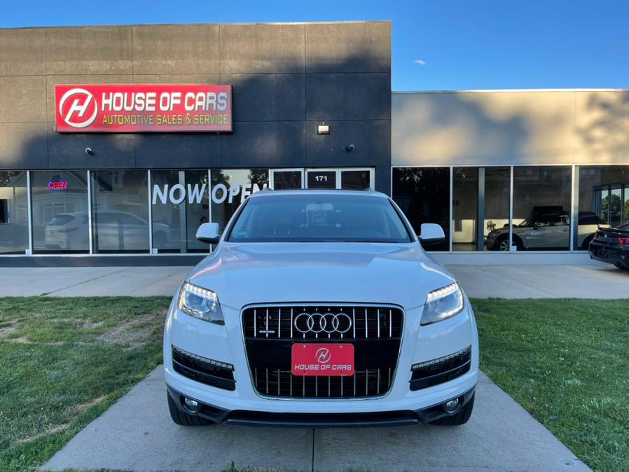 Used 2011 Audi Q7 in Meriden, Connecticut   House of Cars CT. Meriden, Connecticut