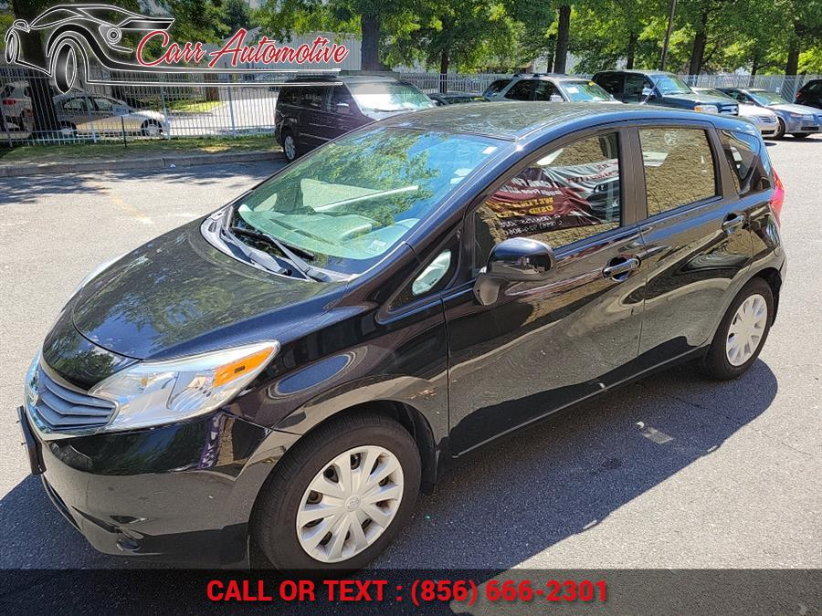 Used 2014 Nissan Versa Note in Delran, New Jersey | Carr Automotive. Delran, New Jersey