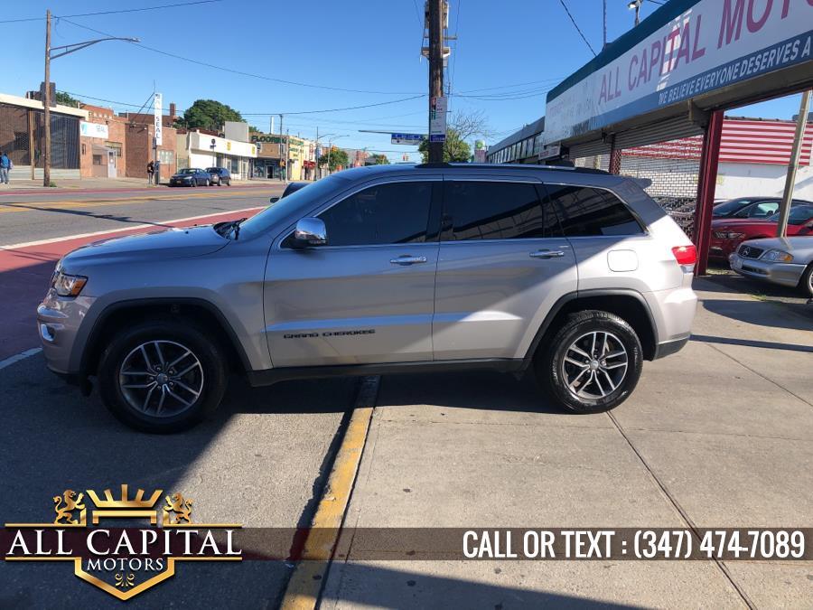 Used Jeep Grand Cherokee Limited 4x4 2018 | All Capital Motors. Brooklyn, New York