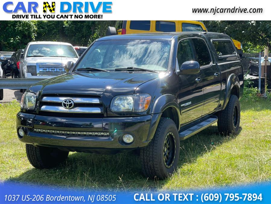 Used Toyota Tundra Limited Double Cab 4WD 2006 | Car N Drive. Bordentown, New Jersey