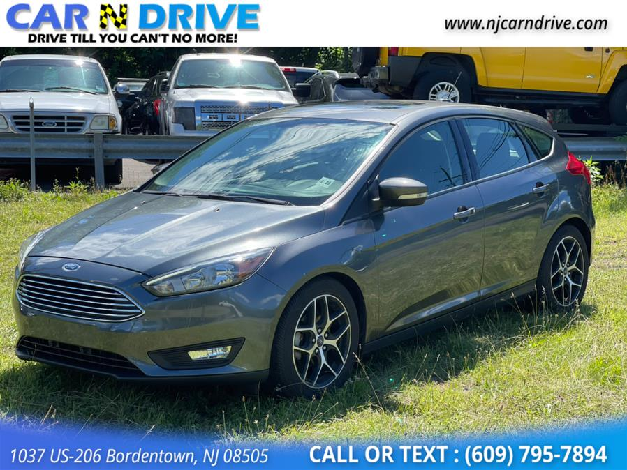 Used Ford Focus SEL Hatch 2018 | Car N Drive. Bordentown, New Jersey