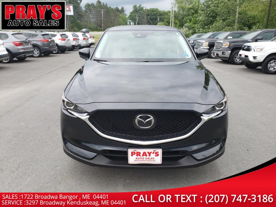 Used Mazda CX-5 Touring AWD 2019 | Pray's Auto Sales . Bangor , Maine