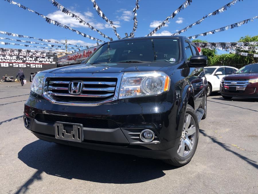 Used 2014 Honda Pilot in Bronx, New York | Champion Auto Sales. Bronx, New York