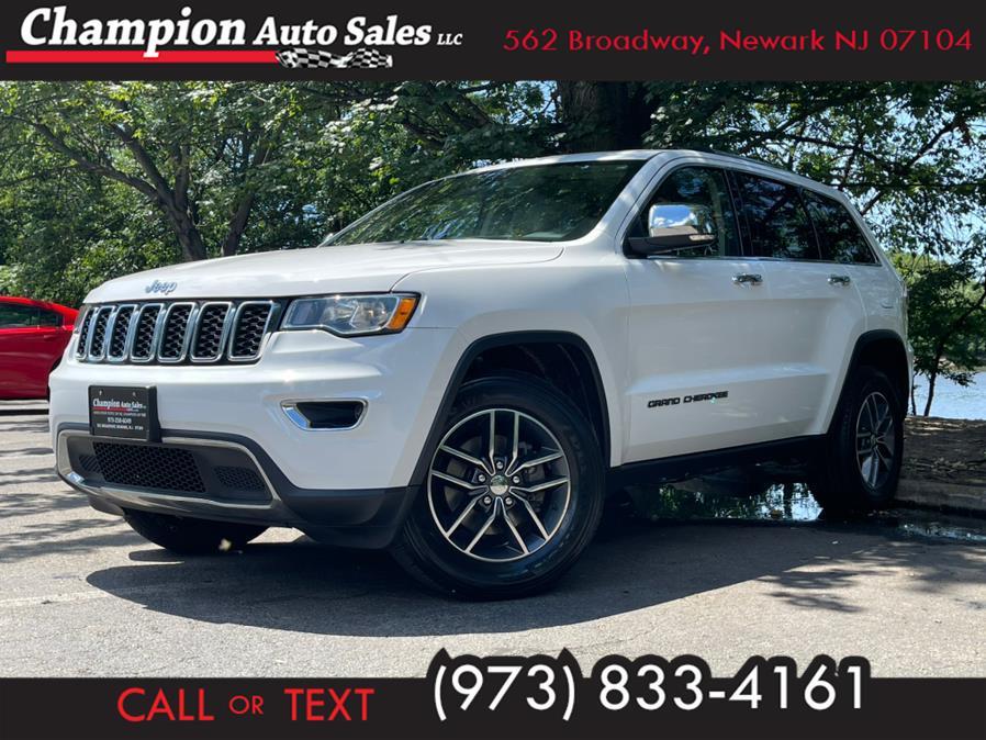 Used 2018 Jeep Grand Cherokee in Newark, New Jersey | Champion Auto Sales. Newark, New Jersey