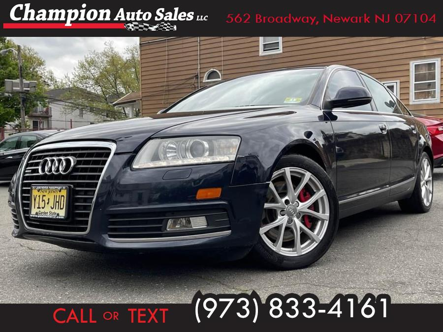 Used 2009 Audi A6 in Newark, New Jersey | Champion Auto Sales. Newark, New Jersey