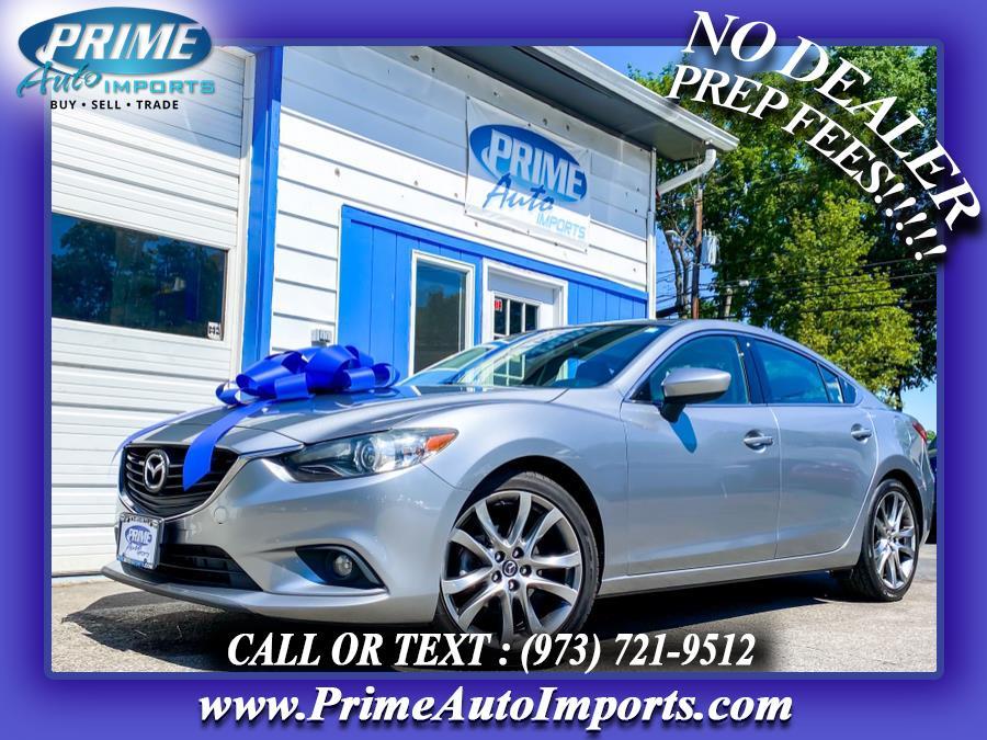 Used 2014 Mazda Mazda6 in Bloomingdale, New Jersey | Prime Auto Imports. Bloomingdale, New Jersey