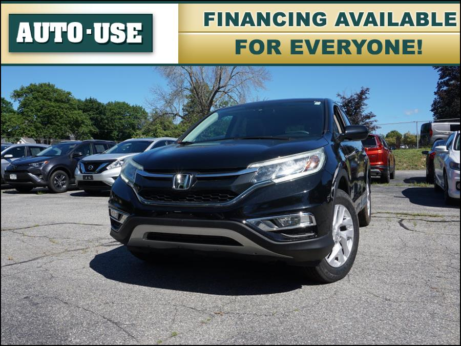 Used Honda Cr-v EX 2015 | Autouse. Andover, Massachusetts