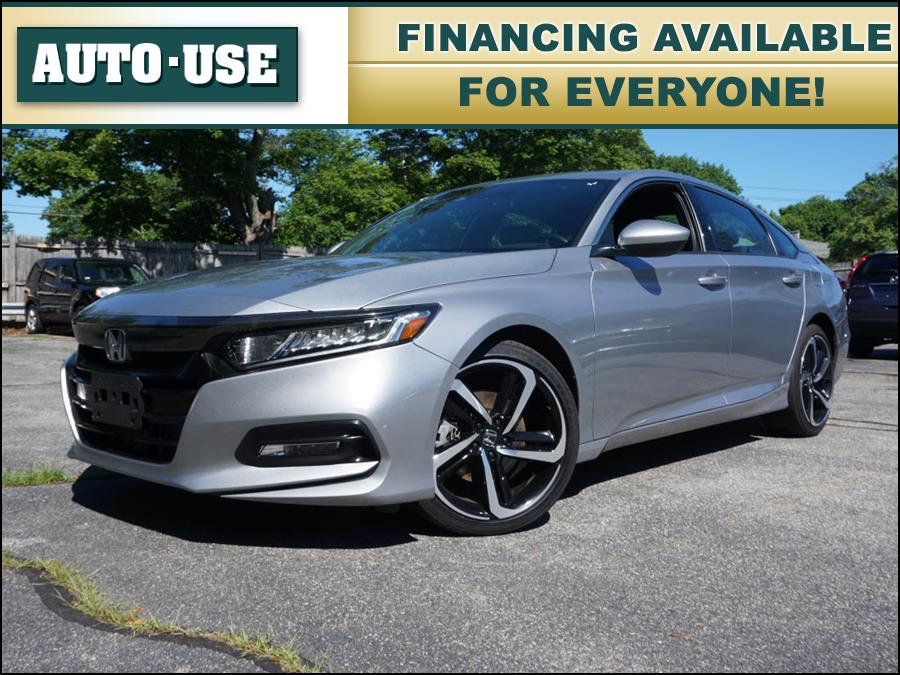 Used Honda Accord Sport 2020   Autouse. Andover, Massachusetts