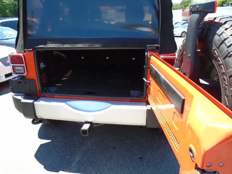 Used Jeep Wrangler Unlimited SPORT sahara 2015   Jim Juliani Motors. Waterbury, Connecticut