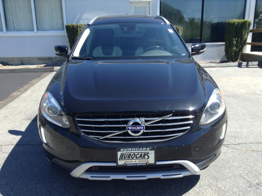 Used Volvo XC60 T5 AWD Dynamic 2017   Eurocars Plus. Groton, Connecticut