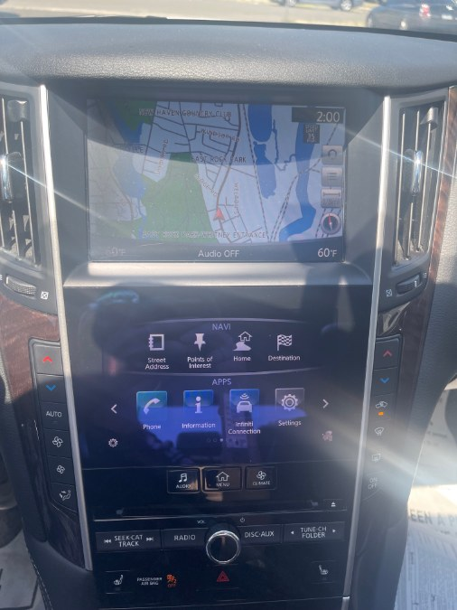 Used INFINITI Q50 4dr Sdn AWD 2015   Northeast Motor Car. Hamden, Connecticut