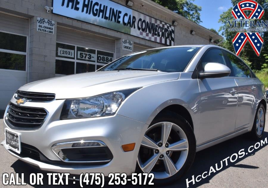 Used 2015 Chevrolet Cruze in Waterbury, Connecticut | Highline Car Connection. Waterbury, Connecticut