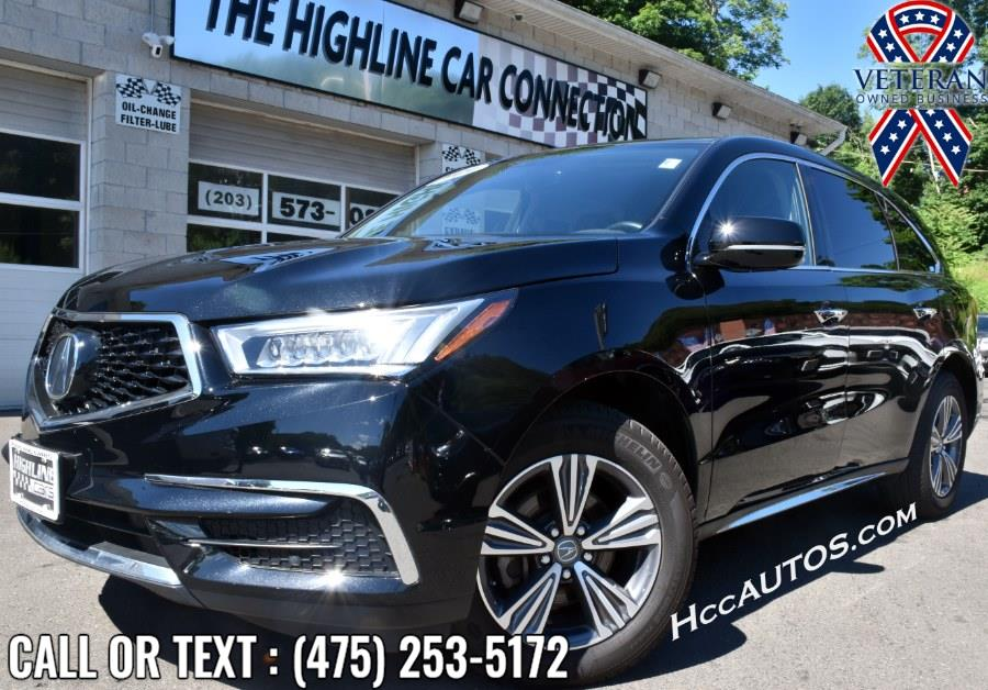 Used 2019 Acura MDX in Waterbury, Connecticut | Highline Car Connection. Waterbury, Connecticut