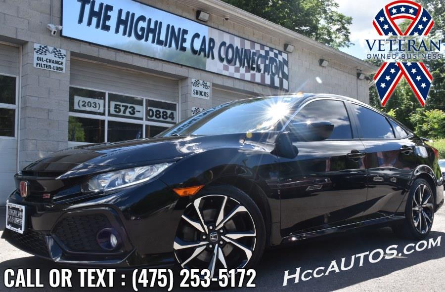 Used Honda Civic Si Sedan Manual 2018 | Highline Car Connection. Waterbury, Connecticut