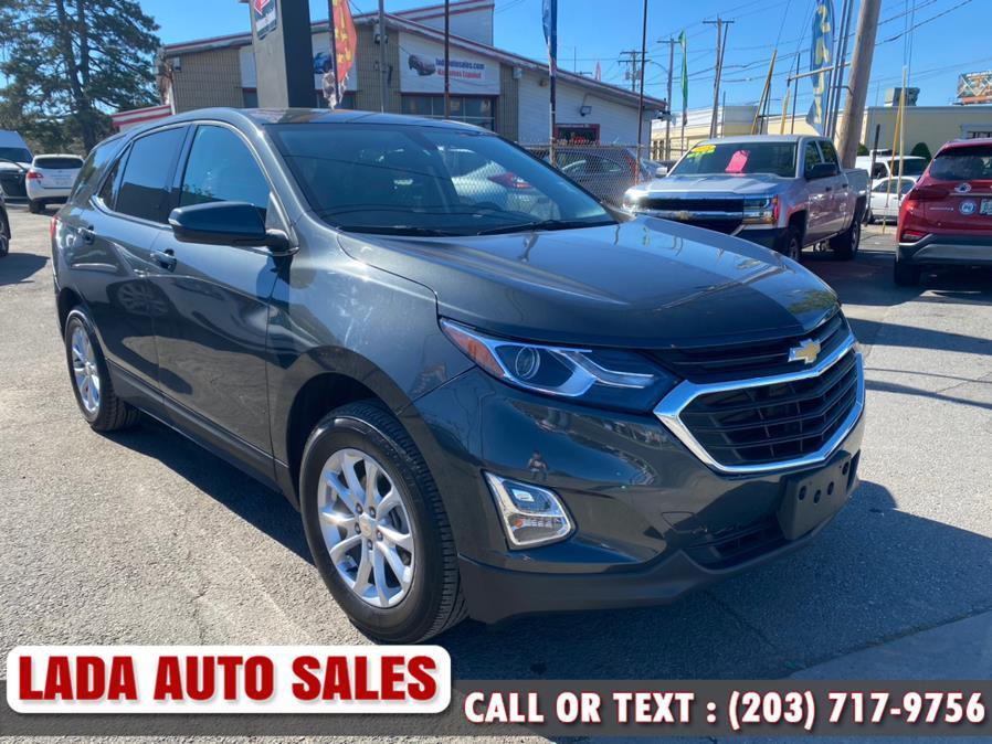 Used 2018 Chevrolet Equinox in Bridgeport, Connecticut | Lada Auto Sales. Bridgeport, Connecticut
