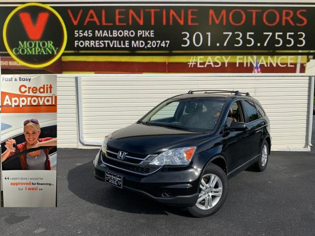 Used Honda Cr-v EX-L 2010 | Valentine Motor Company. Forestville, Maryland