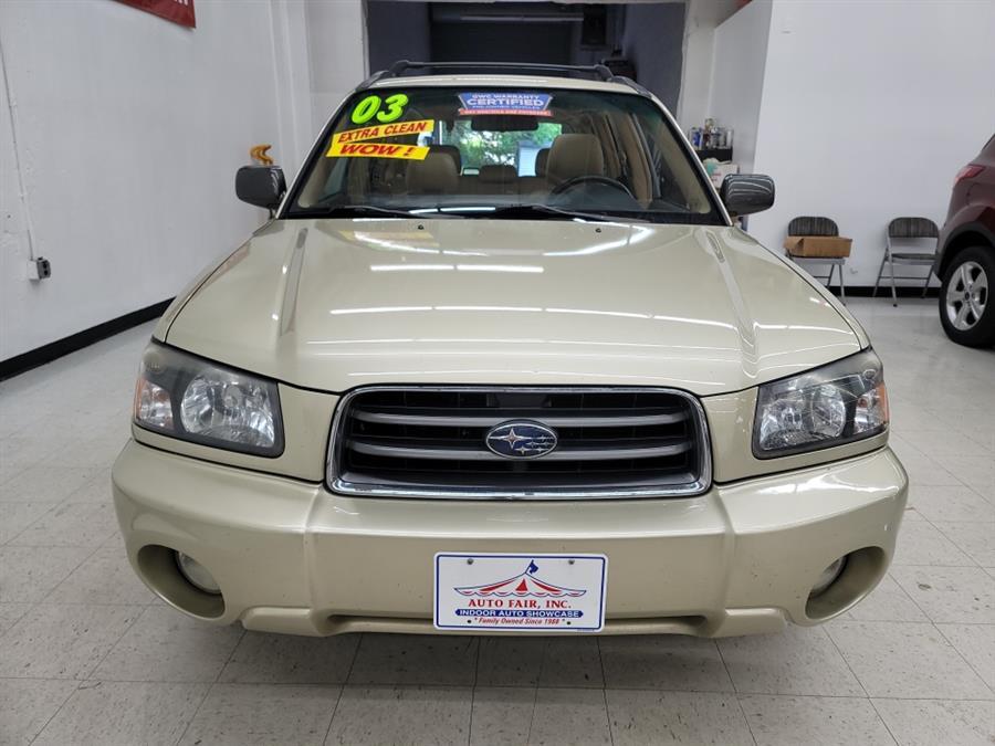 2003 Subaru Forester 4dr 2.5 XS Auto w/Prem Pkg & Lthr, available for sale in West Haven, CT