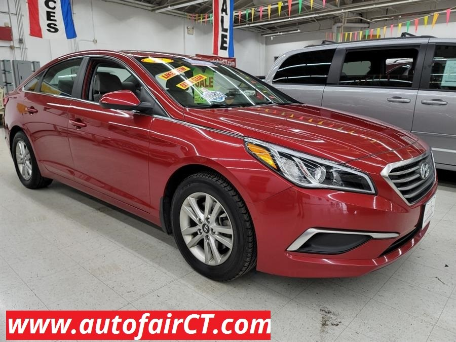 Used 2017 Hyundai Sonata in West Haven, Connecticut