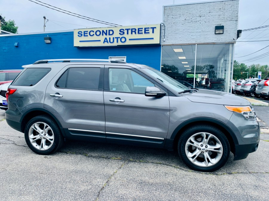 Used 2013 Ford Explorer in Manchester, New Hampshire | Second Street Auto Sales Inc. Manchester, New Hampshire