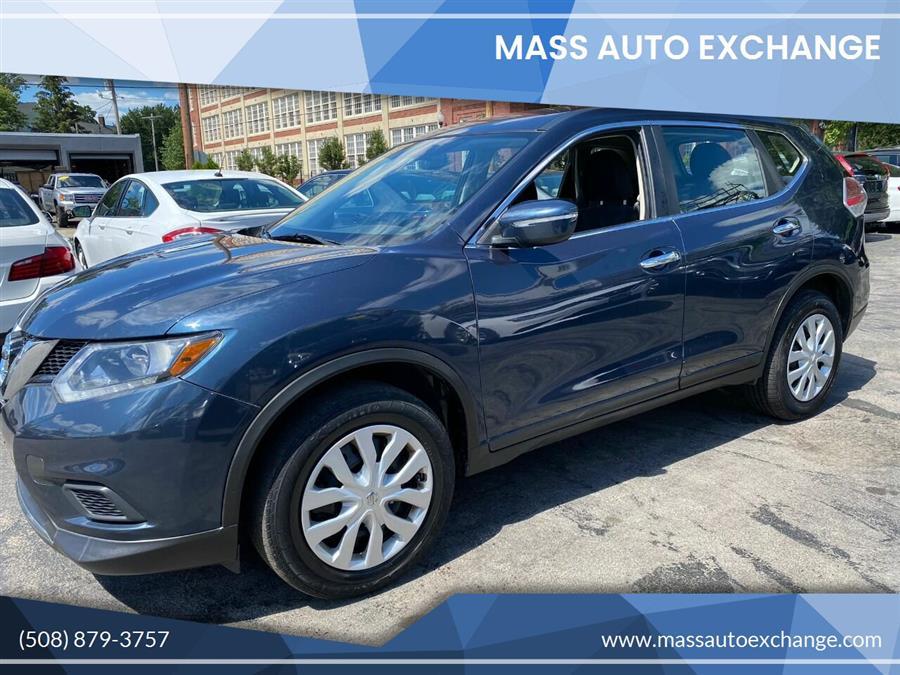 Used 2015 Nissan Rogue in Framingham, Massachusetts | Mass Auto Exchange. Framingham, Massachusetts