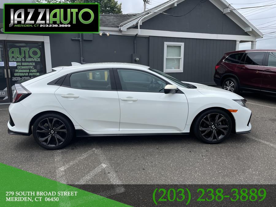 Used 2017 Honda Civic Hatchback in Meriden, Connecticut | Jazzi Auto Sales LLC. Meriden, Connecticut