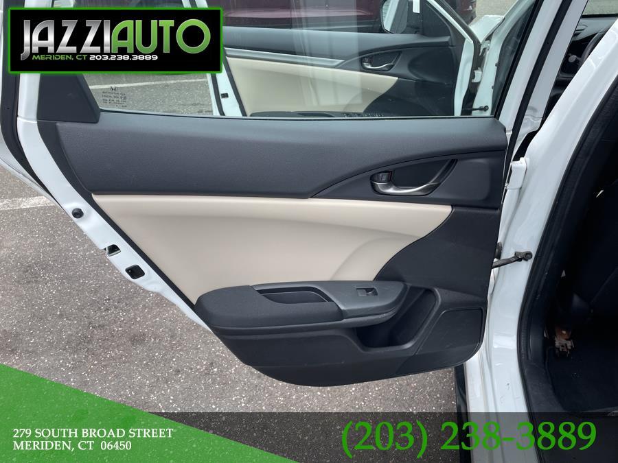 Used Honda Civic Hatchback Sport CVT 2017 | Jazzi Auto Sales LLC. Meriden, Connecticut