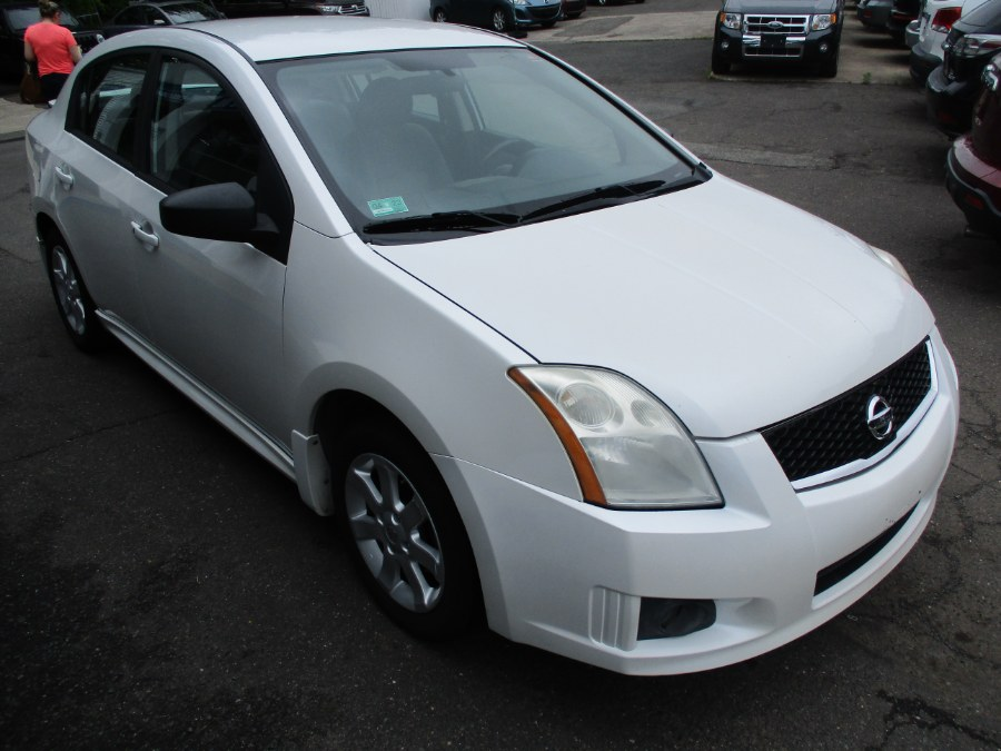 Used Nissan Sentra 4dr Sdn I4 CVT 2.0 S 2010 | Cos Central Auto. Meriden, Connecticut