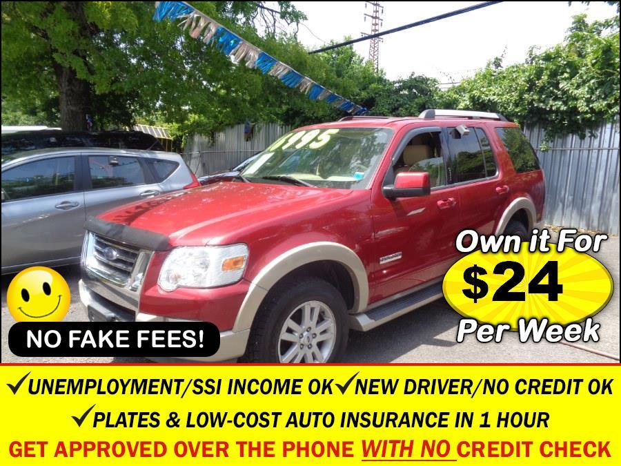 Used 2006 Ford Explorer in Rosedale, New York | Sunrise Auto Sales. Rosedale, New York