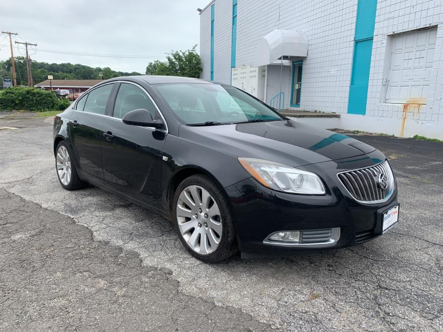 Used Buick Regal 4dr Sdn CXL Turbo TO7 (Russelsheim) *Ltd Avail* 2011 | Dealertown Auto Wholesalers. Milford, Connecticut