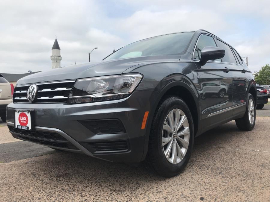Used 2018 Volkswagen Tiguan in Hartford, Connecticut | Lex Autos LLC. Hartford, Connecticut