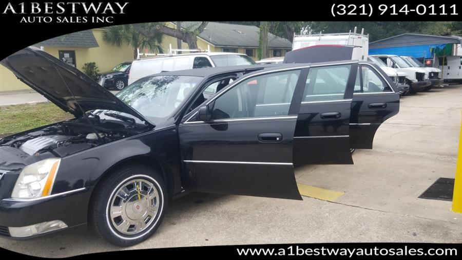 Used 2010 Cadillac DTS Professional in Melbourne , Florida | A1 Bestway Auto Sales Inc.. Melbourne , Florida