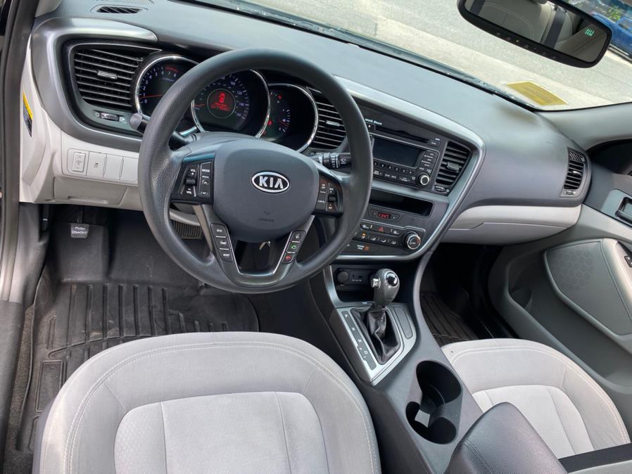 Used Kia Optima 4dr Sdn 2.4L Auto LX 2011 | New Beginning Auto Service Inc . Ashland , Massachusetts
