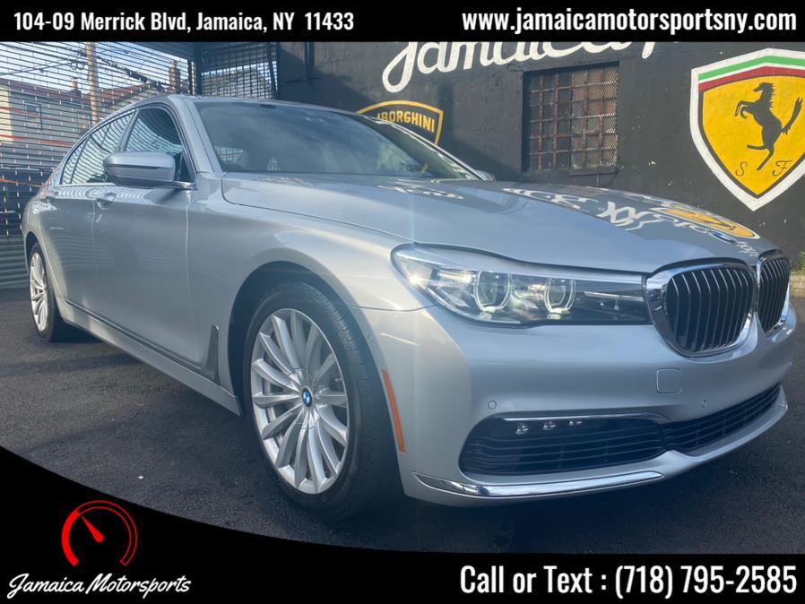 Used 2017 BMW 7 Series in Jamaica, New York | Jamaica Motor Sports . Jamaica, New York