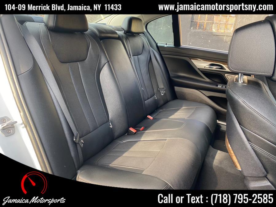 Used BMW 7 Series 740i xDrive Sedan 2017   Jamaica Motor Sports . Jamaica, New York