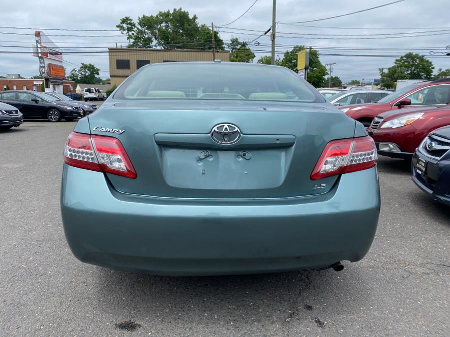 Used Toyota Camry 4dr Sdn I4 Man LE (Natl) 2010 | Auto Store. West Hartford, Connecticut