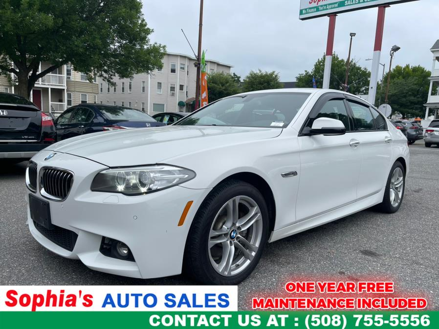 Used 2016 BMW 5 Series in Worcester, Massachusetts | Sophia's Auto Sales Inc. Worcester, Massachusetts