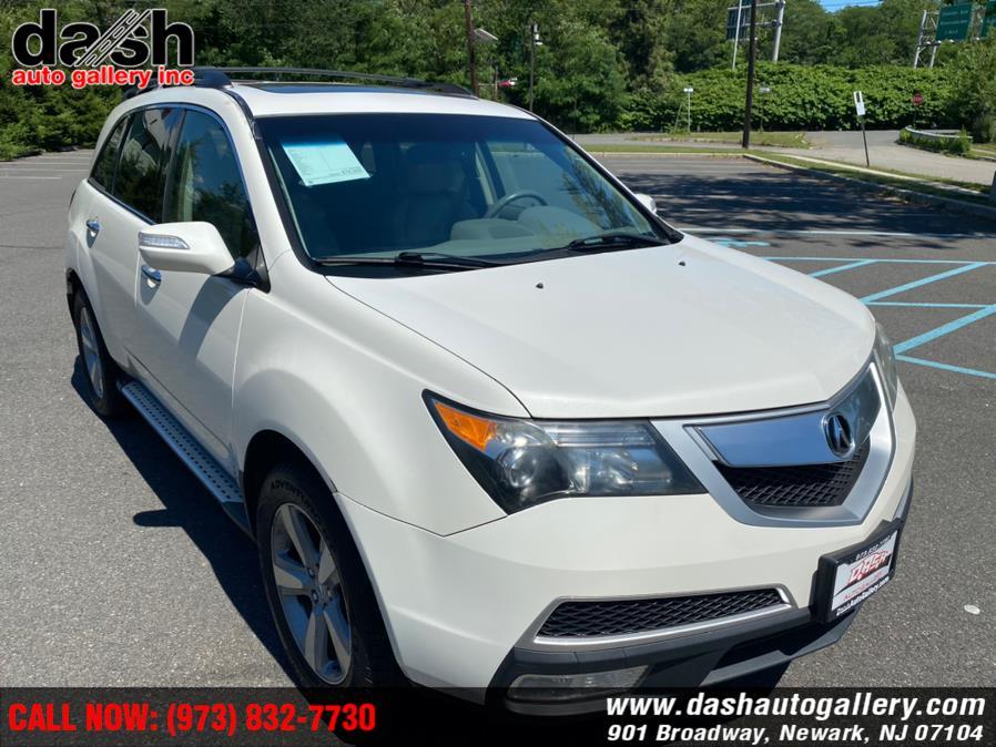 Used Acura MDX AWD 4dr Tech Pkg 2011 | Dash Auto Gallery Inc.. Newark, New Jersey