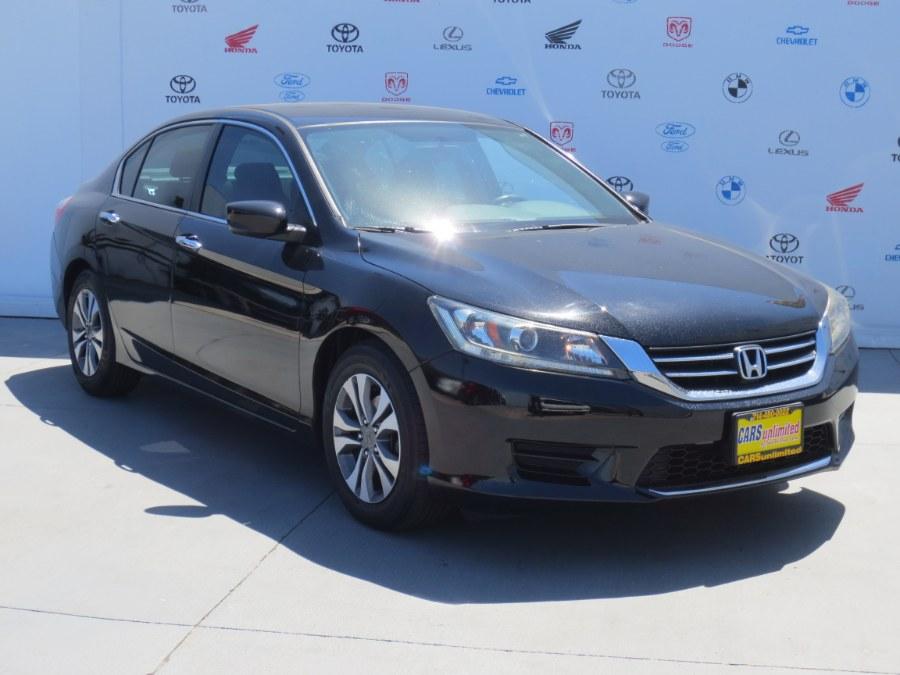Used Honda Accord Sdn 4dr I4 CVT LX 2013 | Auto Max Of Santa Ana. Santa Ana, California