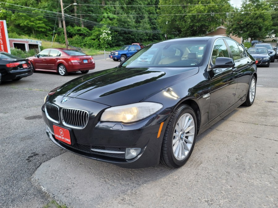 Used 2011 BMW 5 Series in Meriden, Connecticut | House of Cars CT. Meriden, Connecticut