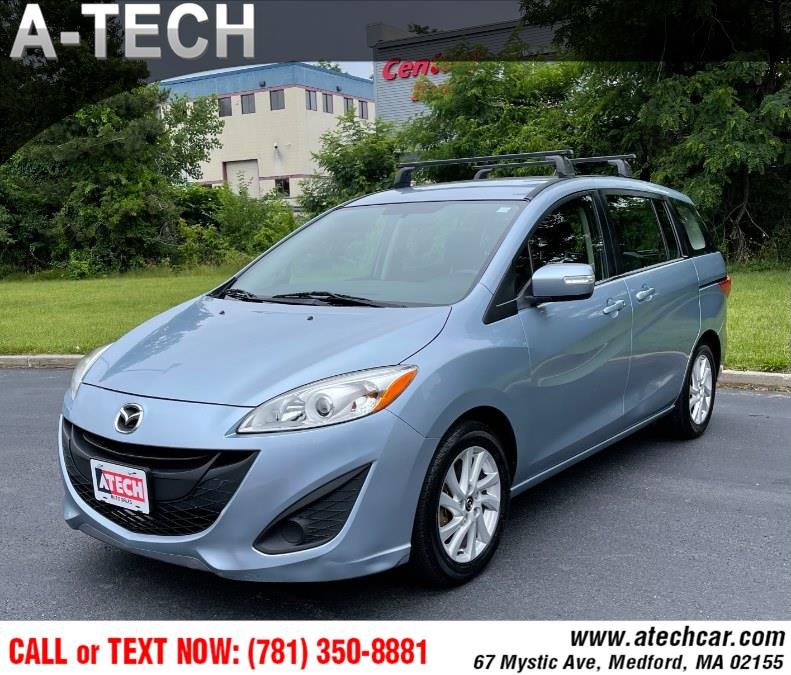 Used 2013 Mazda Mazda5 in Medford, Massachusetts | A-Tech. Medford, Massachusetts