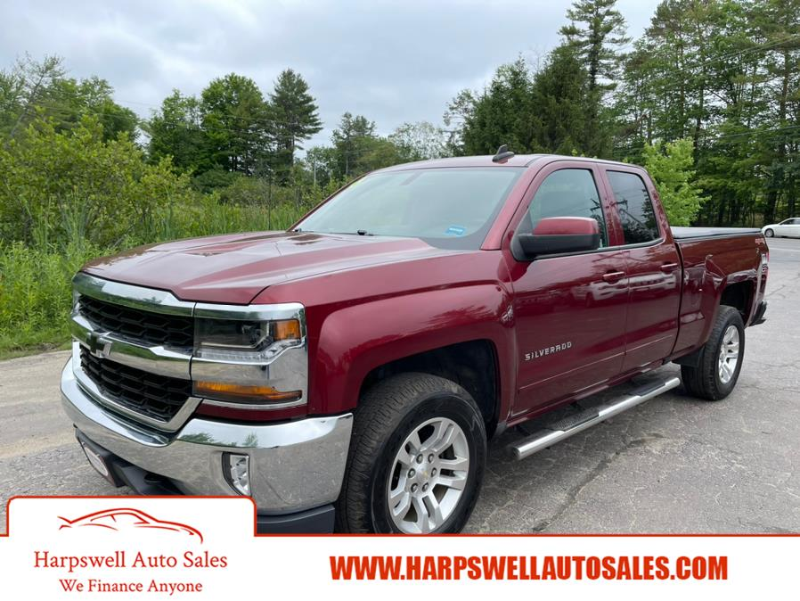 """Used Chevrolet Silverado 1500 4WD Double Cab 143.5"""" LT w/1LT 2017 