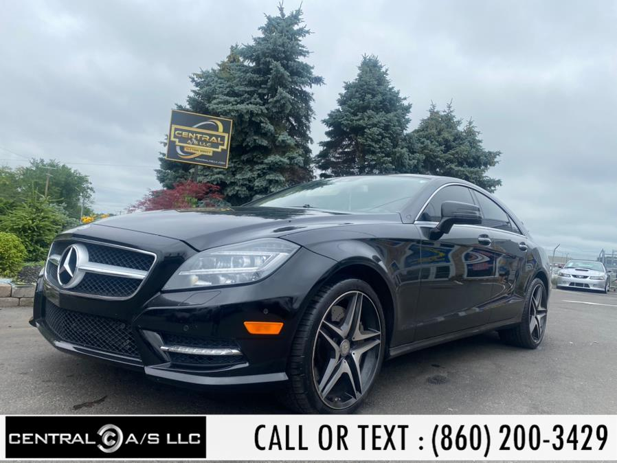 Used Mercedes-Benz CLS-Class 4dr Sdn CLS550 4MATIC 2013 | Central A/S LLC. East Windsor, Connecticut