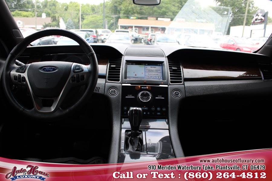 Used Ford Taurus Limited FWD 2018 | Auto House of Luxury. Plantsville, Connecticut