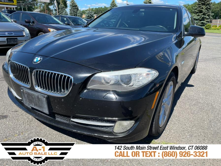 Used 2011 BMW 5 Series in East Windsor, Connecticut | A1 Auto Sale LLC. East Windsor, Connecticut