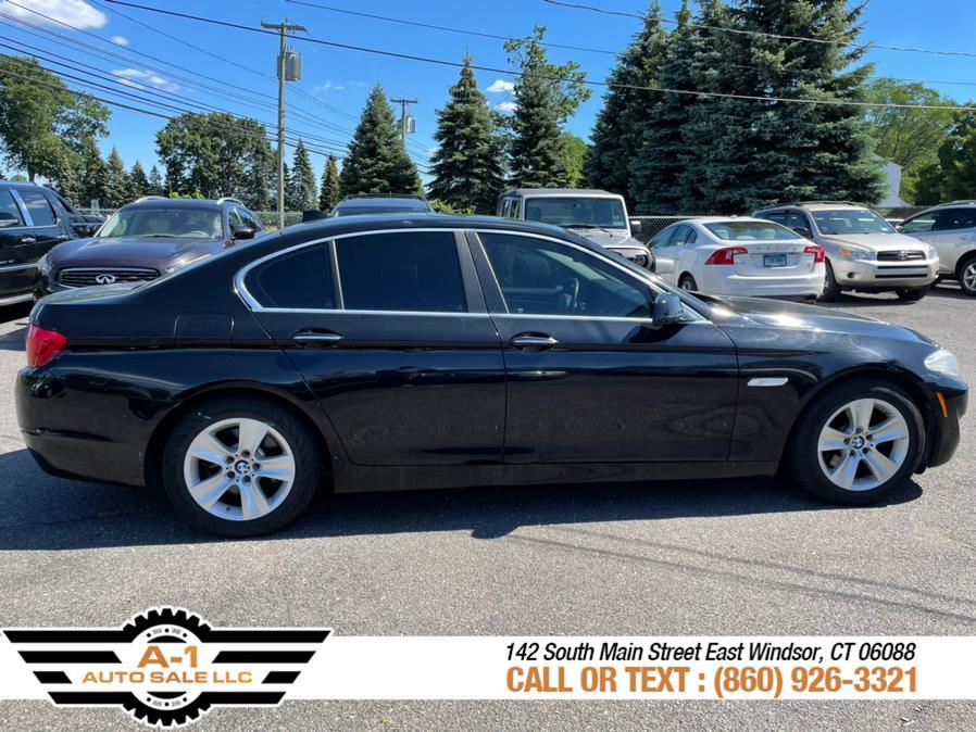 Used BMW 5 Series 4dr Sdn 528i RWD 2011 | A1 Auto Sale LLC. East Windsor, Connecticut