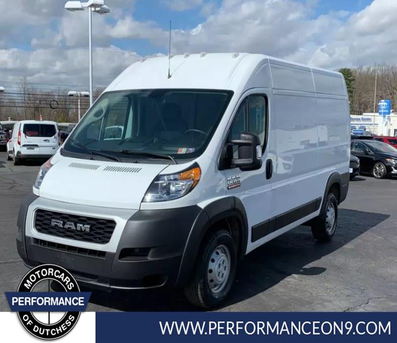 """Used Ram ProMaster Cargo Van 1500 High Roof 136"""" WB 2020 