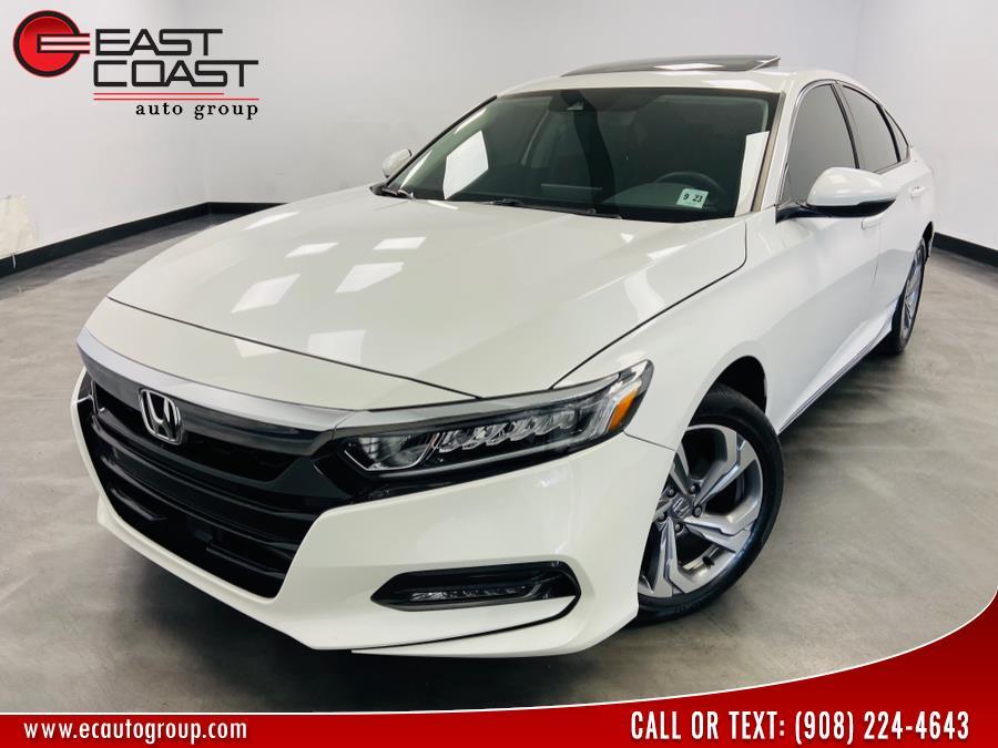 Used Honda Accord Sedan EX-L 1.5T CVT 2019   East Coast Auto Group. Linden, New Jersey